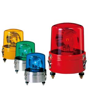 パトライト PATLITE SKL-101CA-R 大型回転灯 赤