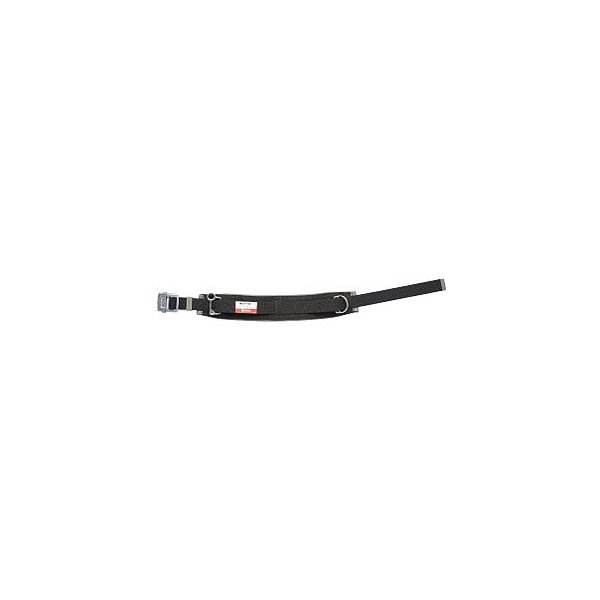 (キャッシュレス5%還元)マーベル MARVEL 柱上安全帯用ベルトスライドバックル ショートサイズ MAT-100WBS 黒 MAT100WBS