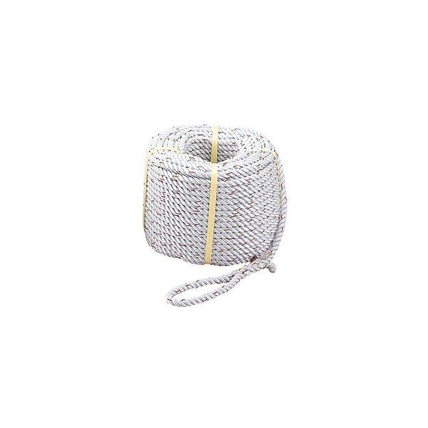 (キャッシュレス5%還元)マーベル MARVEL 通線・入線工具 電動ウインチ用ロープ ナイロンテープ 三ツ打ち R-1220N