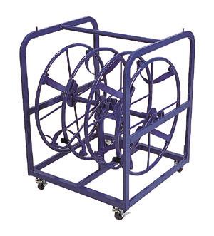 全商品オープニング価格! マジックリール(ダブルタイプ) (キャッシュレス5%還元)ジェフコム 電設作業工具 MRW-4801:住設と電材の洛電マート デンサン-DIY・工具