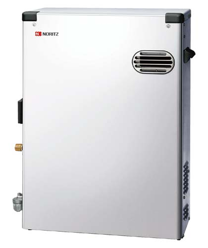 (キャッシュレス5%還元)(法人様宛限定)(代引き不可)ノーリツ OQB-4704YS 石油給湯機 給湯専用 直圧式 標準 オートストップなし 屋外据置形
