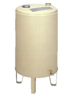 (キャッシュレス5%還元)(法人様宛限定)(代引き不可)オイルタンク 灯油タンク 丸タンク95型(容量85リットル)OT-95MA