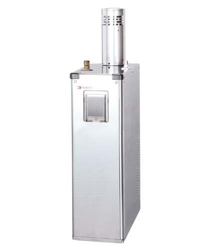 (キャッシュレス5%還元)(法人様宛限定)(代引き不可)ノーリツ OX-408YS 石油給湯機 給湯専用 セミ貯湯式 1階給湯専用 標準 屋外据置形