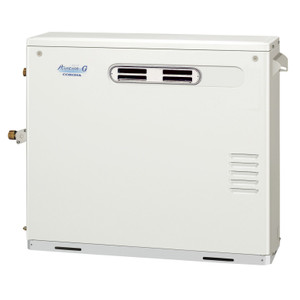 (キャッシュレス5%還元)(法人様宛限定)コロナ 石油給湯器 アビーナGシリーズ 水道直圧式 給湯専用 屋外設置型 前面排気 UIB-AG47MX(M) (旧品番UIB-AG47RX(M))