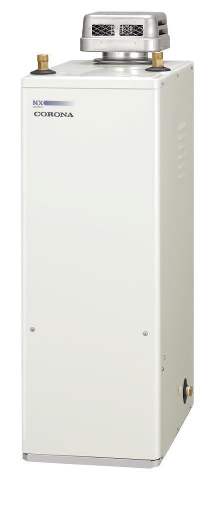 (キャッシュレス5%還元)(法人様宛限定)コロナ 石油給湯器 NXシリーズ 貯湯式 屋外設置型 無煙突 UIB-NX37R(A) 旧品番(UIB-NX37P4(A))
