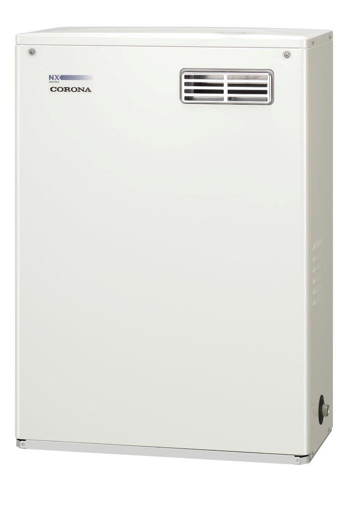 (法人様宛限定)コロナ 石油給湯器 NXシリーズ 貯湯式 屋外設置型 前面排気 UKB-NX370R(MD) 旧品番(UKB-NX370P4(MD))