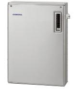 (キャッシュレス5%還元)(法人様宛限定)コロナ石油給湯器SAシリーズ フルオート水道直圧式 据置型 屋外設置型 前面排気 UKB-SA470FMX(MSP)(旧品番UKB-SA470FRX(MSP)) 高級ステンレス外装