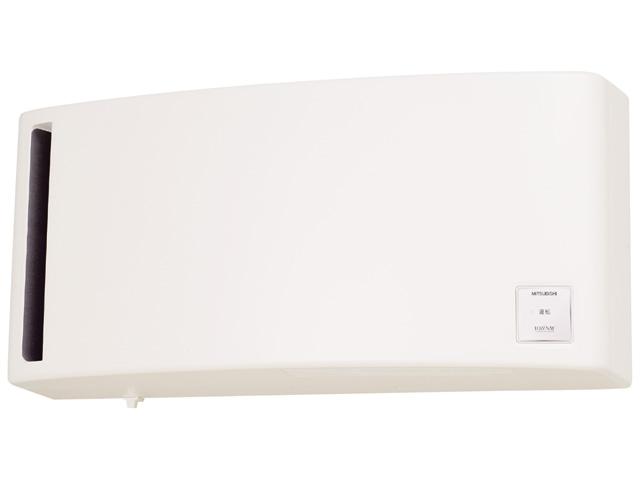 (キャッシュレス5%還元)三菱 VL-10ES2-D 住宅用ロスナイ 寒冷地仕様 壁掛1パイプφ100mm取付タイプ ロスナイ換気タイプ