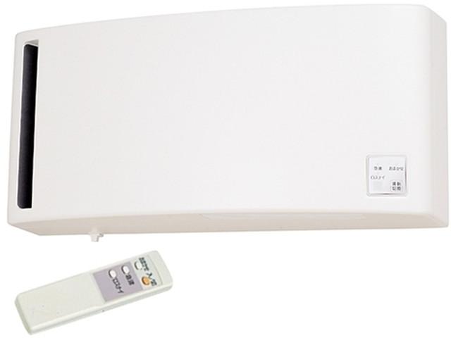 三菱 VL-12SAH2 住宅用ロスナイ 準寒冷地・温暖地仕様 壁掛1パイプφ100mm取付タイプ 急速排気付タイプ・クイックロスナイ