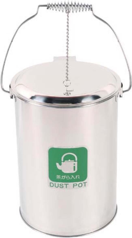 (キャッシュレス5%還元)山崎産業 コンドル ダストポット ST-10(内容器付) DP-11C-SA (代引き不可)