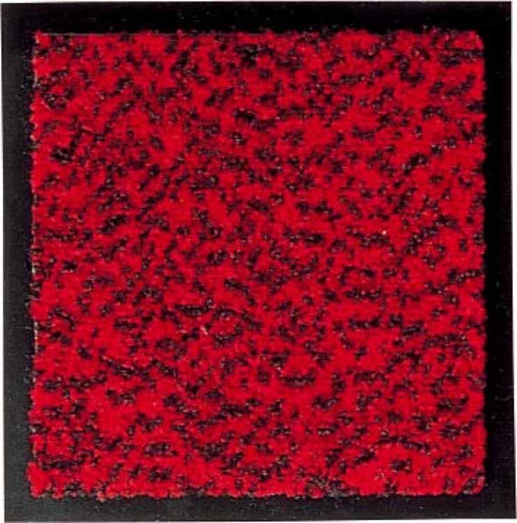 (キャッシュレス5%還元)山崎産業 コンドル ロンステップマット(#18)赤黒 F-1-18-RB (代引き不可)