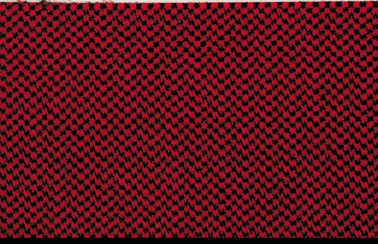 (キャッシュレス5%還元)山崎産業 コンドル ロンステップマットハイデラックス(#12)レッド F-108-12-R (代引き不可)