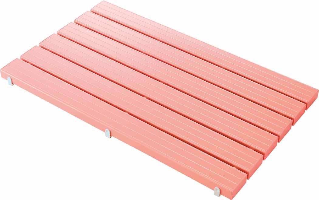 山崎産業 コンドル YSカラースノコ・セフティ抗菌キャップ付き(L型)ピンク F-115-3-L-P (代引き不可)