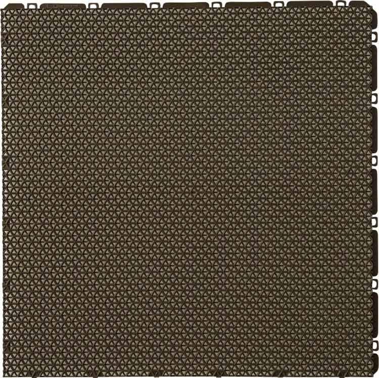 山崎産業 コンドル ブイステップマット7(#18)ブラウン F-207-18-BR (代引き不可)