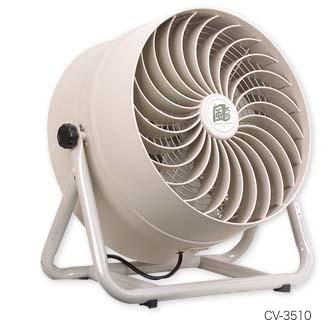 (キャッシュレス5%還元)【法人様宛限定】【代引き不可】ナカトミ CV-3510 35cm循環送風機 風太郎 全閉式