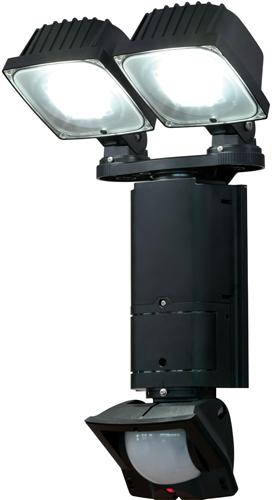 DXアンテナ LEDセンサーライト(2灯型)高出力 DSLD200A2