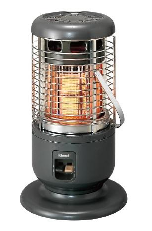 (送料無料)リンナイ R-1290VMS3(C) プロパンガス用 ガス赤外線ストーブ