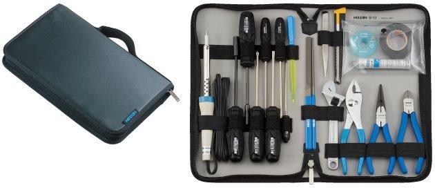 (キャッシュレス5%還元)ホーザン HOZAN 工具セット S-10-230