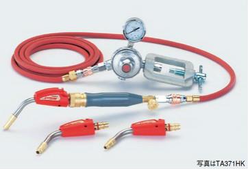 (キャッシュレス5%還元)タスコ TASCO TA371HK アセチレンバーナーキット(フルカプラ仕様)