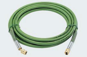 タスコ TASCO TA381KG-20 接続用耐圧ホース(1/4FメスX1/4Fメス)20m