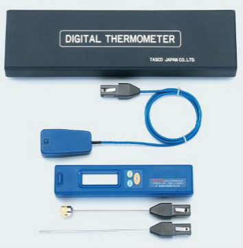 タスコ TASCO TA410AG デジタル温度計 高温表面・内部
