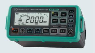 (キャッシュレス5%還元)タスコ TASCO TA454KM デジタル絶縁・接地抵抗計(メモリ機能付)