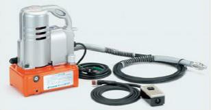 (キャッシュレス5%還元)タスコ TASCO TA525DE 電動油圧ポンプ