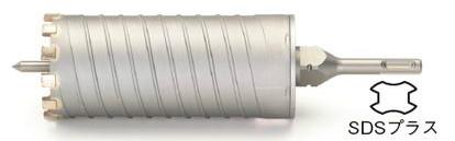 (キャッシュレス5%還元)タスコ TASCO TA661SE-65 乾式ダイヤモンドコアドリル(SDSシャンク)