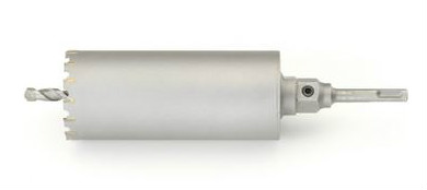 (キャッシュレス5%還元)タスコ TASCO TA673SC-65 回転振動コアドリル(シャンク一体型)