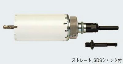 (キャッシュレス5%還元)タスコ TASCO TA674AC-60 マルチリョーバコアドリル