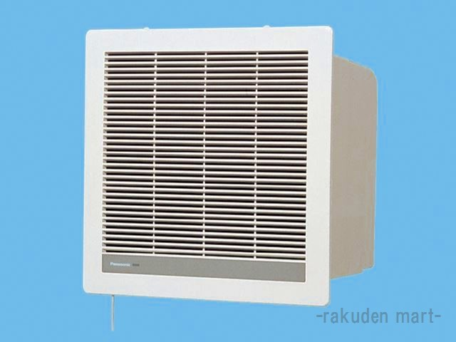 パナソニック FY-14ZL-W 気調・熱交換形換気扇 壁埋熱交換形