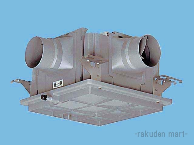 (キャッシュレス5%還元)パナソニック FY-18DPC1 中間ダクトファン・ダクト用送風機器 中間ダクトファン