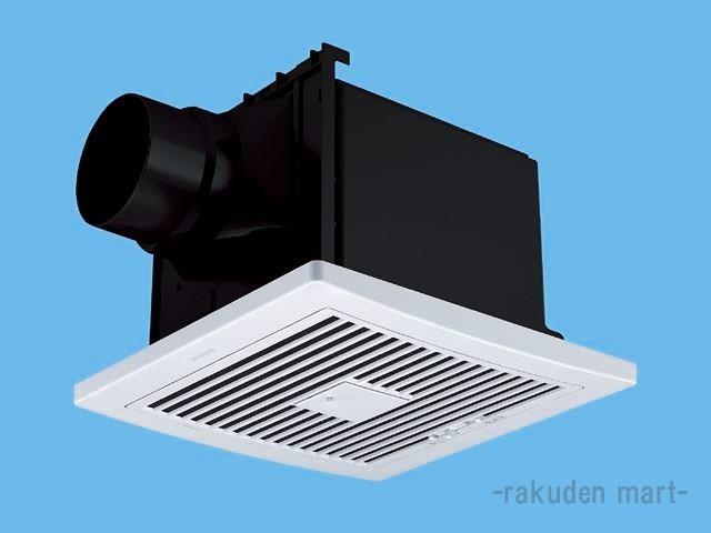 (キャッシュレス5%還元)パナソニック FY-24CFR7V 天井埋込形換気扇 一室換気用 ルーバーセットタイプ