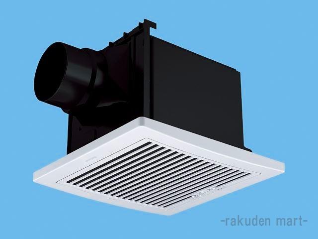 (キャッシュレス5%還元)パナソニック FY-24CFT7V 天井埋込形換気扇 一室換気用 ルーバーセットタイプ