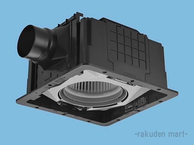 (キャッシュレス5%還元)パナソニック FY-32JDSD7 天井埋込形換気扇 DCモーター搭載 ルーバー別売タイプ