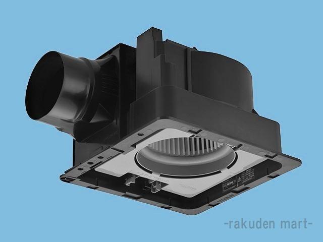 (キャッシュレス5%還元)パナソニック FY-32JSD7V 天井埋込形換気扇 一室換気用 ルーバー別売タイプ
