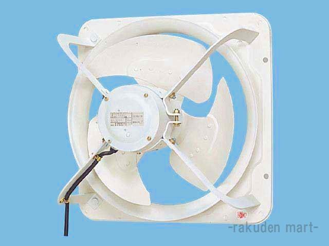 パナソニック FY-60MTU3 有圧換気扇 産業用有圧換気扇 低騒音形