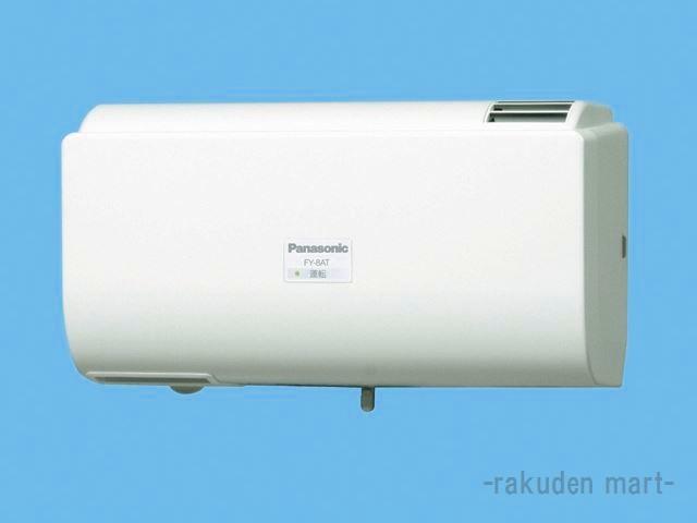 (キャッシュレス5%還元)パナソニック FY-8AT-W ブレスファン・Q-hiファン 壁掛形 Q-hiファン 標準形