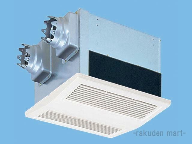 パナソニック XFY-15ZB3/6W 気調・熱交換形換気扇 天埋熱交形