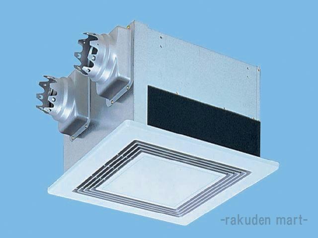 (キャッシュレス5%還元)パナソニック XFY-15ZBK3/1W 気調・熱交換形換気扇 天埋熱交形