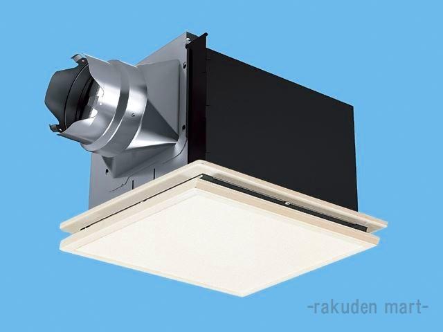 パナソニック XFY-24BQ7/21 天井埋込形換気扇 一室換気用 ルーバーセットタイプ