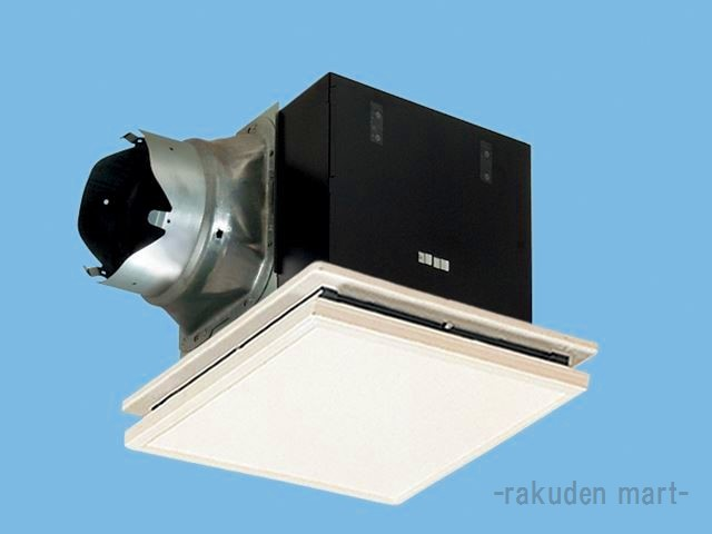 (キャッシュレス5%還元)パナソニック XFY-27BK7/21 天井埋込形換気扇 一室換気用 ルーバーセットタイプ
