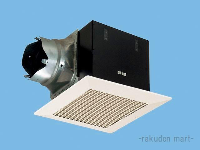 (キャッシュレス5%還元)パナソニック XFY-27BK7/34 天井埋込形換気扇 一室換気用 ルーバーセットタイプ