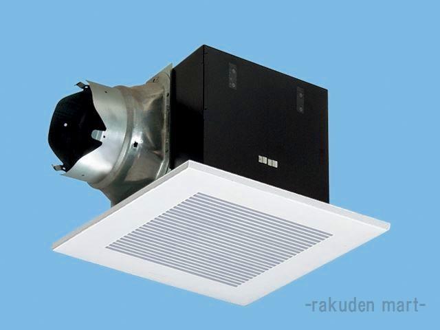 (キャッシュレス5%還元)パナソニック XFY-27BK7/93 天井埋込形換気扇 一室換気用 ルーバーセットタイプ