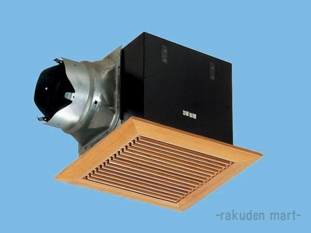 (キャッシュレス5%還元)パナソニック XFY-27BKA7/15 天井埋込形換気扇 一室換気用 ルーバーセットタイプ