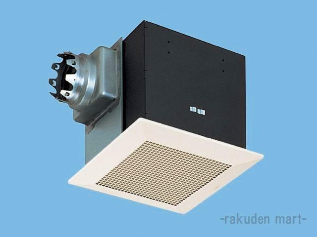 (キャッシュレス5%還元)パナソニック XFY-27BMS7/34 天井埋込形換気扇 一室換気用 ルーバーセットタイプ
