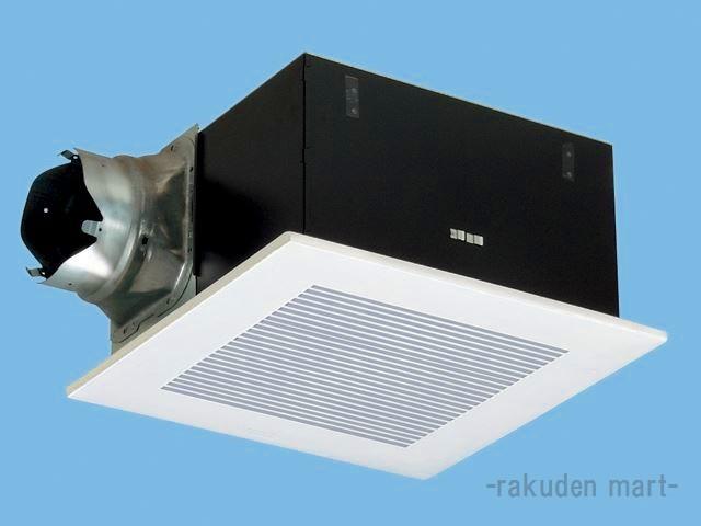 (キャッシュレス5%還元)パナソニック XFY-38BKA7/81 天井埋込形換気扇 一室換気用 ルーバーセットタイプ