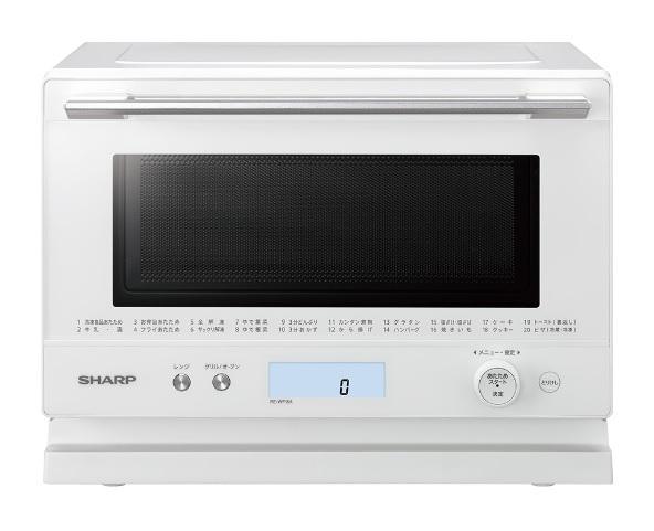 (最大450円OFFクーポン有)(送料無料)シャープ RE-WF18A-W オーブンレンジ 18L ホワイト系