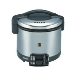 リンナイ RR-035GS-D プロパンガス用 ガス炊飯器 炊飯のみ 0.5~3.5合炊き ブラック