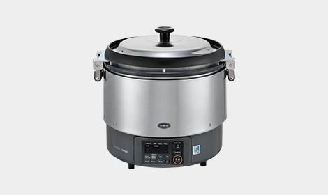 (最大400円OFFクーポン有)リンナイRR-S300G2 都市ガス用 ガス炊飯器 αかまど炊き(ハイグレードタイプ) 涼厨 6.0L(3.3升) 業務用ガス炊飯器